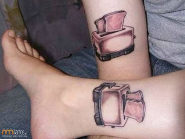 Kolekcja Tatuaży Dla Par Milanospl