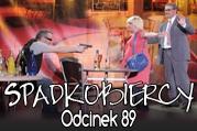 Spadkobiercy - odcinek 89