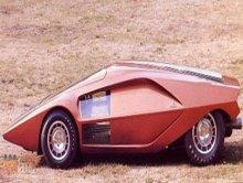 Wielka kolekcja samochodowych prototyp�w z lat 70'