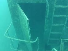 Zatopione ogromne koparki