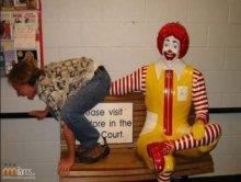 Dziwne rzeczy w McDonaldzie