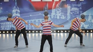 Mam Talent  - Freestyle Football Show