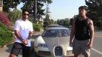Podryw na Bugatti Veyron
