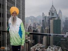 Najstarszy marato�czyk na �wiecie