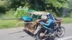 Jazda motocyklem Like A Boss