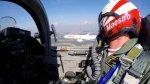 Widok z kabiny pilotot�w