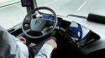 Autonomiczna ci�ar�wka Mercedesa