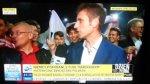 Polska - Niemcy 2-0. A tymczasem na TVN24...