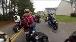 Dziewczyna motocy ...