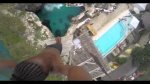 Skok do wody z 25 metr�w