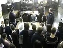 Szturm na rosyjski klub