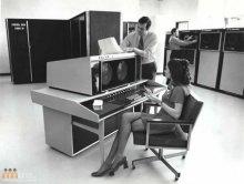 Kobiety i komputery dawniej
