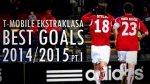 Niesamowite bramki T-mobile Ekstraklasy pierwszej cz�ci sezonu