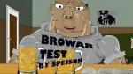 Browar test by Spejson