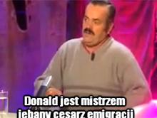 Meksyk �mieje si� z Donalda Tuska i sytuacji w Polsce