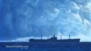 Wybuch bomby atomowej pod wod�