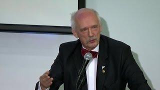 Janusz Korwin-Mik ...