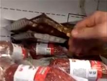 Rosyjski supermarket z niespodziank� na p�ce