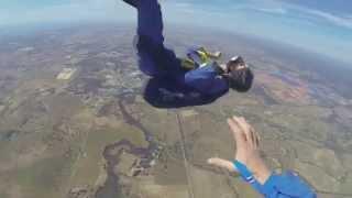 Napad padaczkowy podczas skoku ze spadochronem