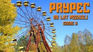Czarnobyl - Prype� 28 lat po katastrofie - cz�� 2