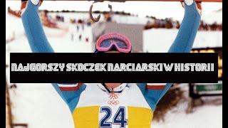 Najgorszy skoczek narciarski w historii