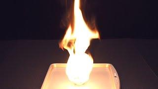 10 ciekawych trik�w z ogniem