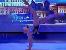 Yeva Shiyanova - Mam Talent Rumunia
