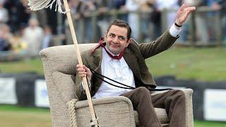 Mr.Bean dancing A ...