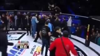 Walka MMA w Rosji ...