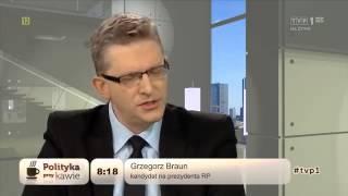Grzegorz Braun MA ...