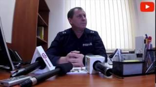 Szokuj�cy materia� z Komendy Powiatowej Policji w Szczecinku