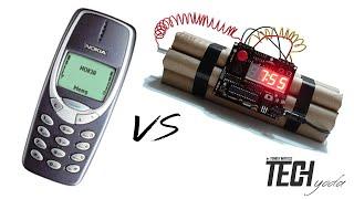 Nokia 3310 vs dyn ...