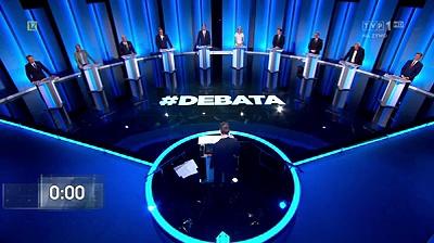 Debata kandydat�w ...