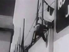 Parkour w 1930 roku
