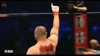 Mariusz Pudzianowski vs Rolles Gracie - NIESAMOWITA WALKA POLAKA!