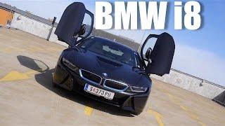 (PL) BMW i8 - tes ...