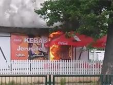 Wybuchowy Kebab (Aloha Snackbar)