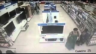 Kobieta ukrad� telewizor