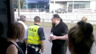 Policja odbiera l ...