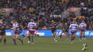 Spontaniczna reakcja w rugby