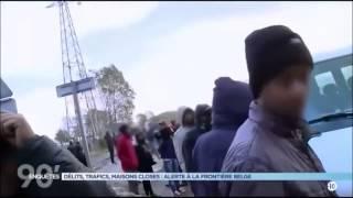 Pa�stwo postanowili pom�c biednym uchod�com w Calais rozdaj�c jedzenie