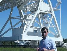 Najwi�kszy Radioteleskop w Polsce
