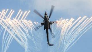 Rosja: podczas pokaz�w lotniczych spad� Mi-28