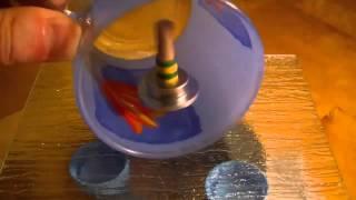Magiczna sztuczka z magnesami