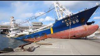 Wypadki statk�w.
