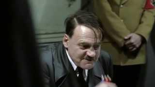 Hitler dowiaduje si� o polskich obozach