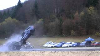Crash test przy 200km/h