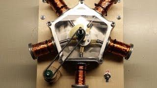 Gwia�dzisty silnik elektryczny