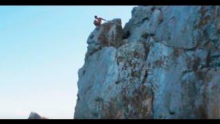 Skok z Klifu 53M -  Krym (Morze Czarne)