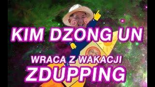 KIM DZONG - Wraca z wakacji do szko�y